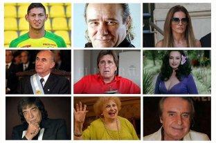 In Memoriam: las personalidades argentinas que fallecieron en 2019