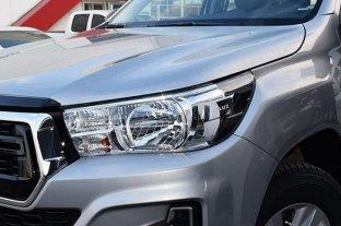 Una pick up fue el vehículo más vendido en la Argentina