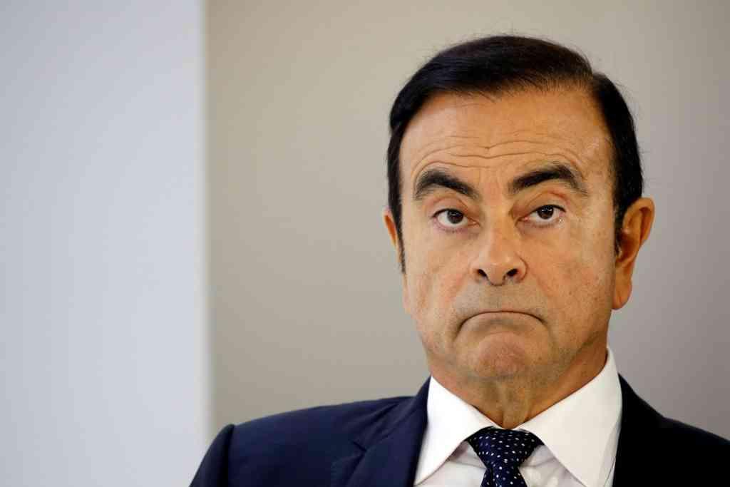 Interpol lanza una orden de búsqueda contra Carlos Ghosn
