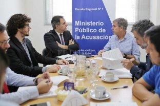 Arietti y Jatón abordaron una agenda de temas para trabajar en 2020