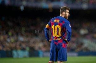 Messi regresa a los entrenamientos