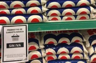 Qué alimentos subirán de precio a partir de este jueves al recomponerse el IVA