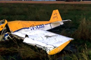 Dos santafesinos fallecieron tras un accidente con una avioneta en Esperanza