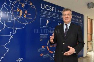 La Universidad Católica de Santa Fe tiene nuevo rector