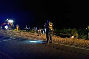 Tres fallecidos tras siniestro vial en el norte de Santa Fe