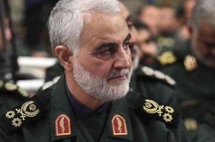 Estados Unidos mató en un bombardeo a uno de los jefes de la Guardia Revolucionaria de Irán