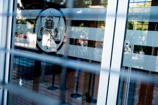 Balearon el ingreso del Centro de Justicia Penal de Rosario
