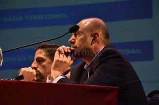 """Perotti: """"No nos dejaron la plata para los sueldos"""""""