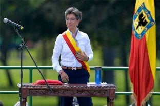 """La nueva alcaldesa de Bogotá anunció que no habrá """"recursos públicos"""" para las corridas de toros"""