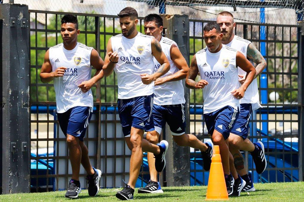 <strong>Foto:</strong> Boca Juniors