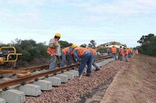 Tucumán amplía su red ferroviaria