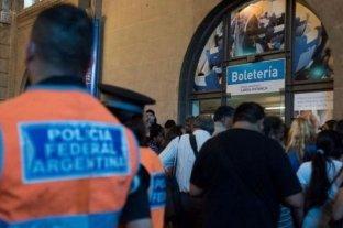 """Frederic aclaró que la policía podrá pedir DNI en los trenes pero con """"justificación"""""""