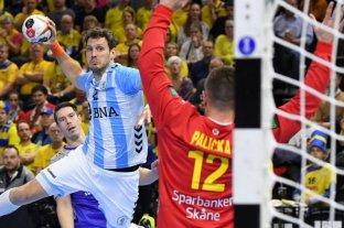 """Federico Fernández: """"Hace cuatro años que el handball trabaja para los Juegos Olímpicos"""""""