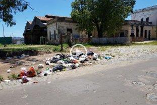 La ex Estación Mitre y su entorno, frente a un abandono de larga data