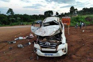 Falleció una ex diputada nacional tras sufrir un grave accidente de tránsito en Misiones