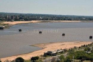 El río Paraná seguirá por encima de los 2 metros en Santa Fe
