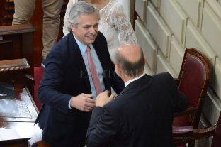 El Presidente de la Nación se solidarizó con el gobernador de la provincia