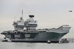 """La armada británica """"escoltará"""" barcos comerciales en el estrecho de Ormuz"""