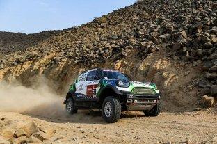 Arrancó el Dakar