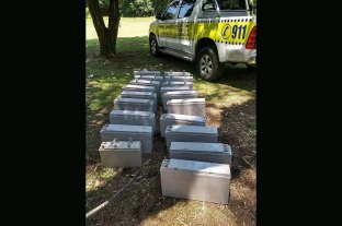 Tucumán: robaban baterías de las antenas de telefonía para usar en equipos de audio
