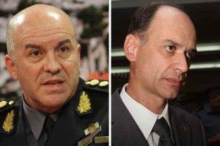 Piden 9 años de prisión para dos exjefes policiales