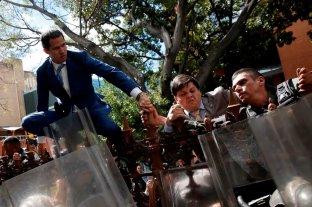 Venezuela: nombraron un nuevo presidente del parlamento y apartaron a Guaidó