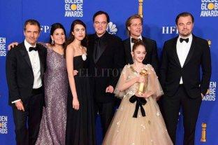 Gobos de Oro: Tarantino y Mendes, los mejores directores
