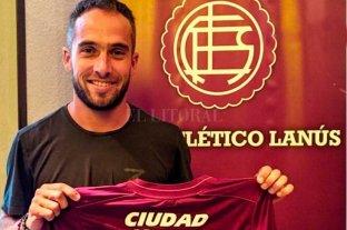 Fernando Belluschi ya es jugador de Lanús