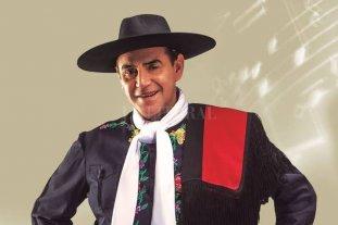 El Chaqueño Palavecino trae nuevas canciones a Sauce Viejo