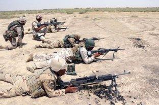 Países Bajos paraliza provisionalmente su misión de entrenamiento militar en Irak