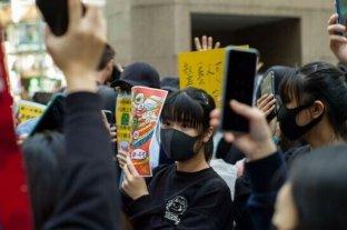 La Universidad China de Hong Kong retoma las clases con fuertes medidas de seguridad