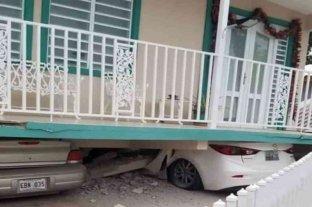 Un sismo de 5.8 grados se sintió en el sur de Puerto Rico