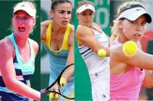 Confirmaron las cuatro tenistas que buscarán el ascenso en la Copa FED en Chile