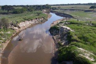 Hallaron a una adolescente muerta en el arroyo El Toba