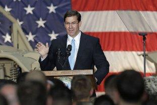 "Secretario de Defensa de EEUU: ""Washington no planea salir de Irak"""
