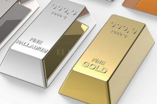 El oro alcanza su máximo valor histórico en siete años