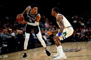 Los Spurs se quedaron con el duelo ante los Bucks
