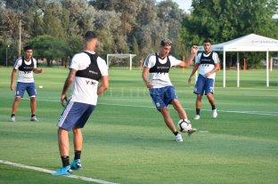El Sub 23 se despide del país con un amistoso ante Paraguay