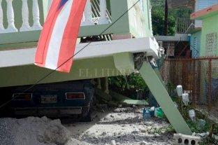 Réplica vuelve a sacudir a Puerto Rico