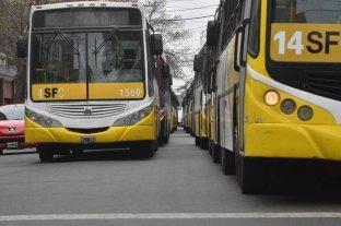 Qué pasa en Santa Fe con los subsidios al transporte público