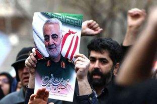 Irán evalúa 13 escenarios para vengar la muerte de Soleimani