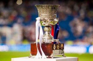 Real Madrid y Valencia juegan la primera semifinal de la Supercopa española en Arabia