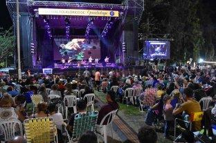 Finalmente se realizará el 32° Festival Folklórico de Guadalupe