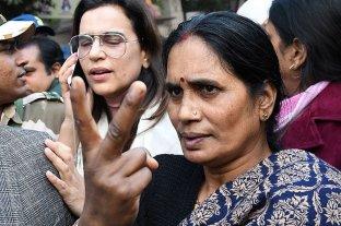 Pena capital para una manada de violadores en India