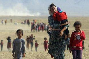 Más de 700.000 desplazados por la guerra en el noroeste de Siria