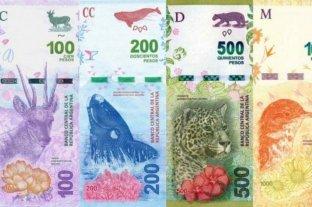Confirman cambios en los billetes: Sin animales y con mayor denominación