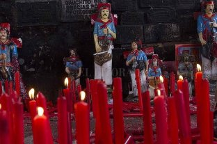 Corrientes esperan 300.000 visitantes al santuario del Gauchito Gil