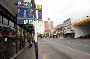 Miércoles sin colectivos en la ciudad de Santa Fe