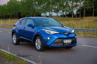 C-HR, el cuarto híbrido de Toyota