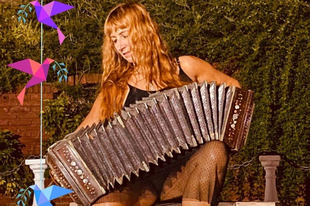 La directora y productora Mónica Romero Sineiro proyecta la expansión de Del Creador en Miami, con un proyecto vinculado al tango, con el trabajo del maestro Jorge Calandrelli. <strong>Foto:</strong> Gentileza producción